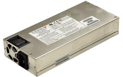 Supermicro PWS-351-1H 350W 80 PLUS Gold 1U Server Single Power Supply