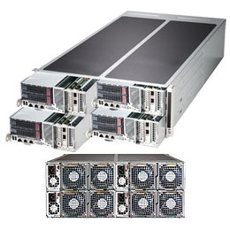 Supermicro FatTwin 4U F627G3-F73PT+ Super Server